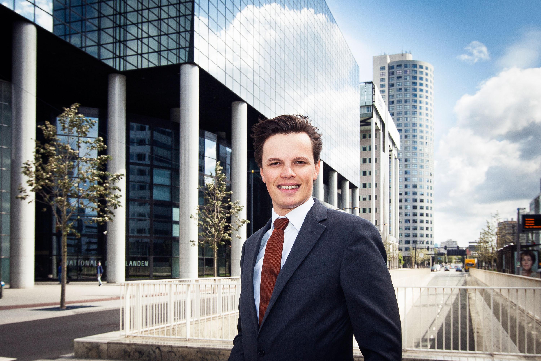 Zakelijke portretfoto Rotterdam door Juri Hiensch