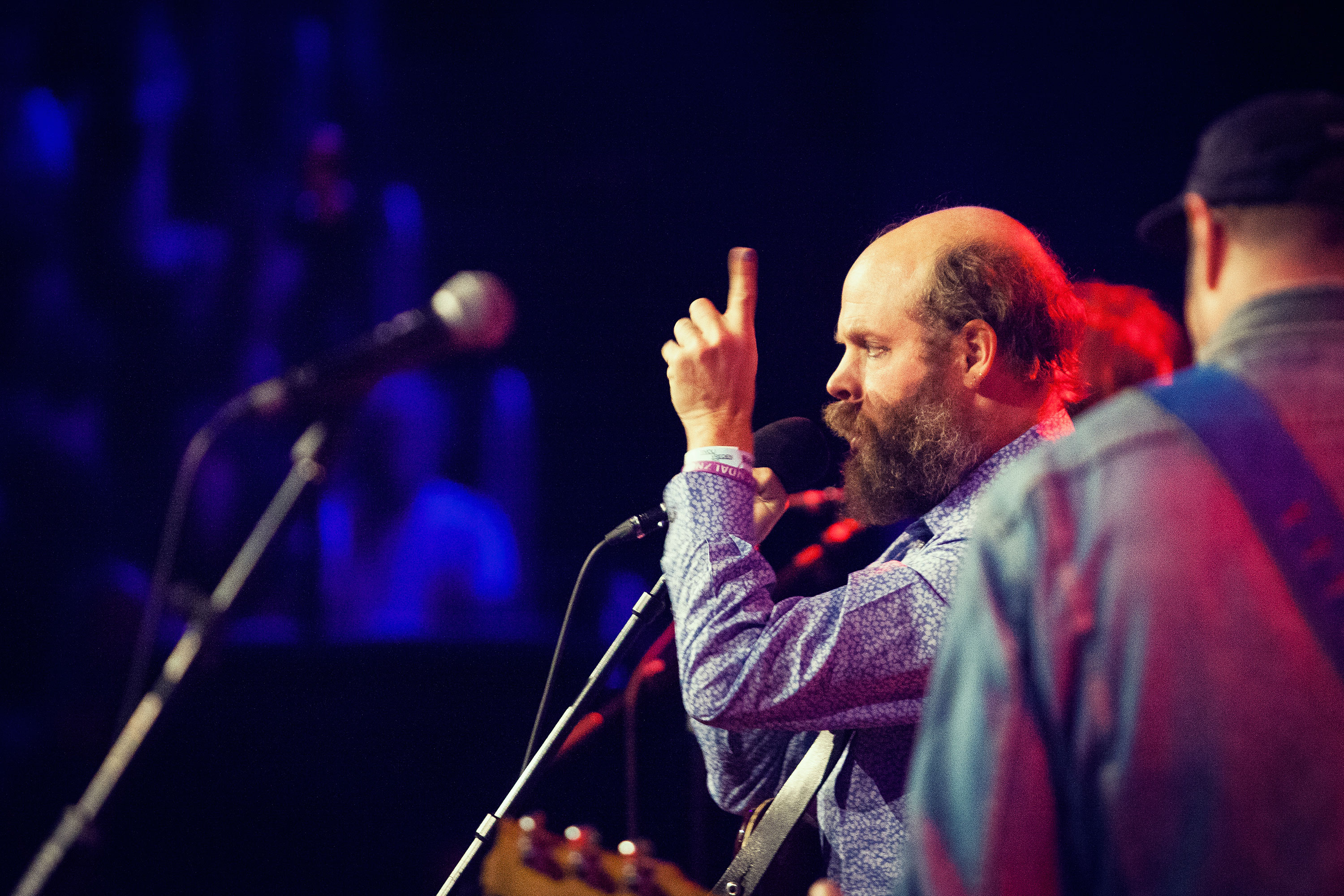 Bonnie Prince Billy @ Le Guess Who? 2014 door Juri Hiensch