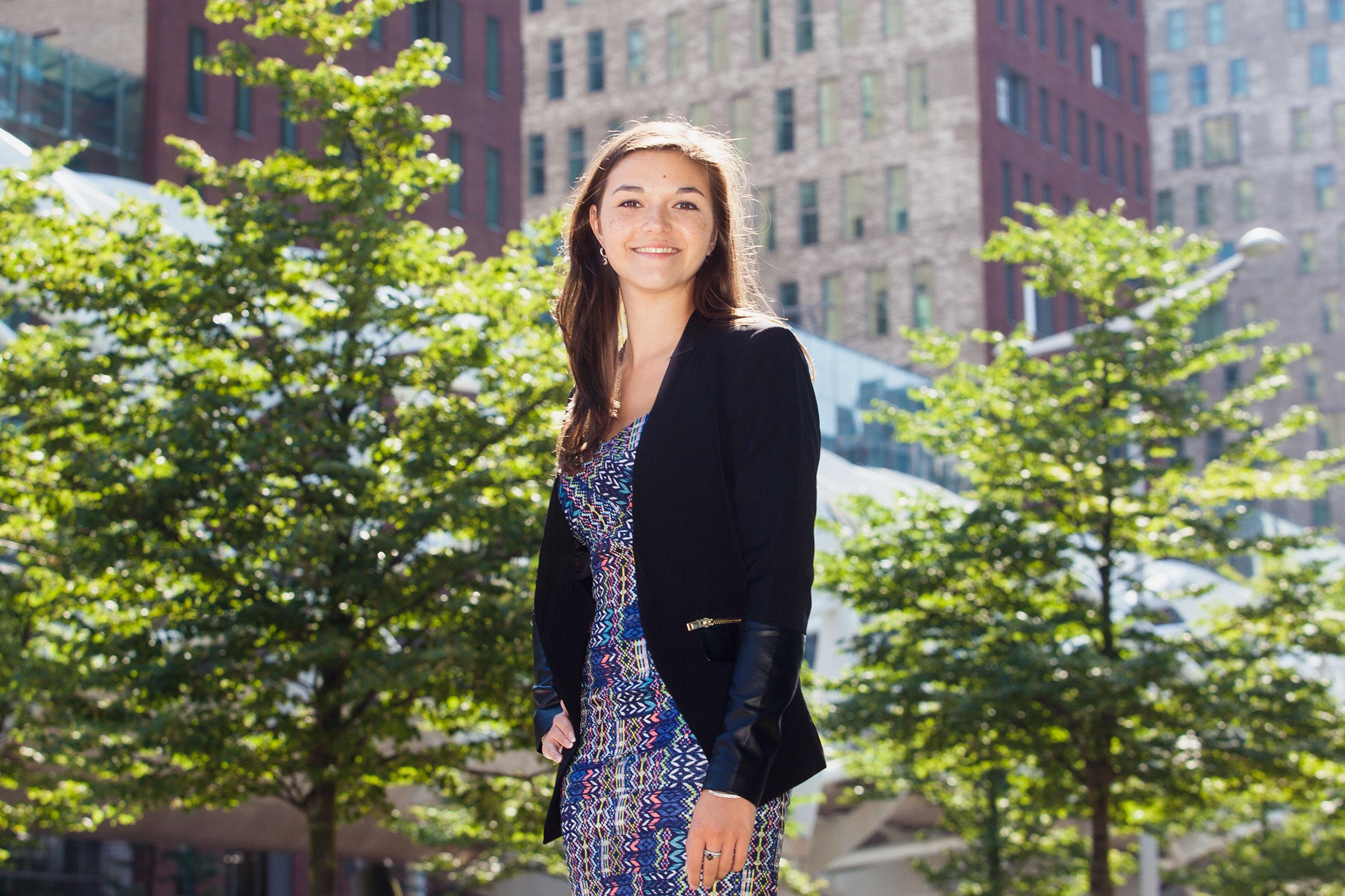 Zakelijke portretfoto Den Haag