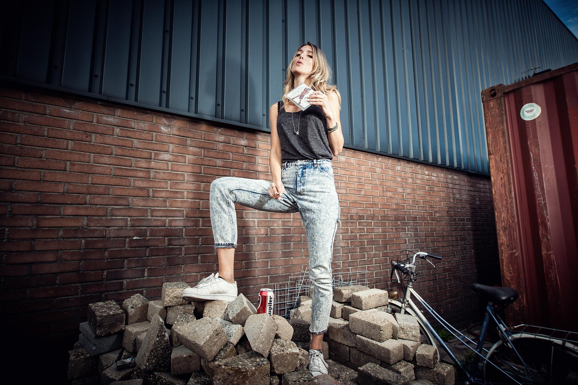 Portretfoto Anne Kroon - team Singlefeestje