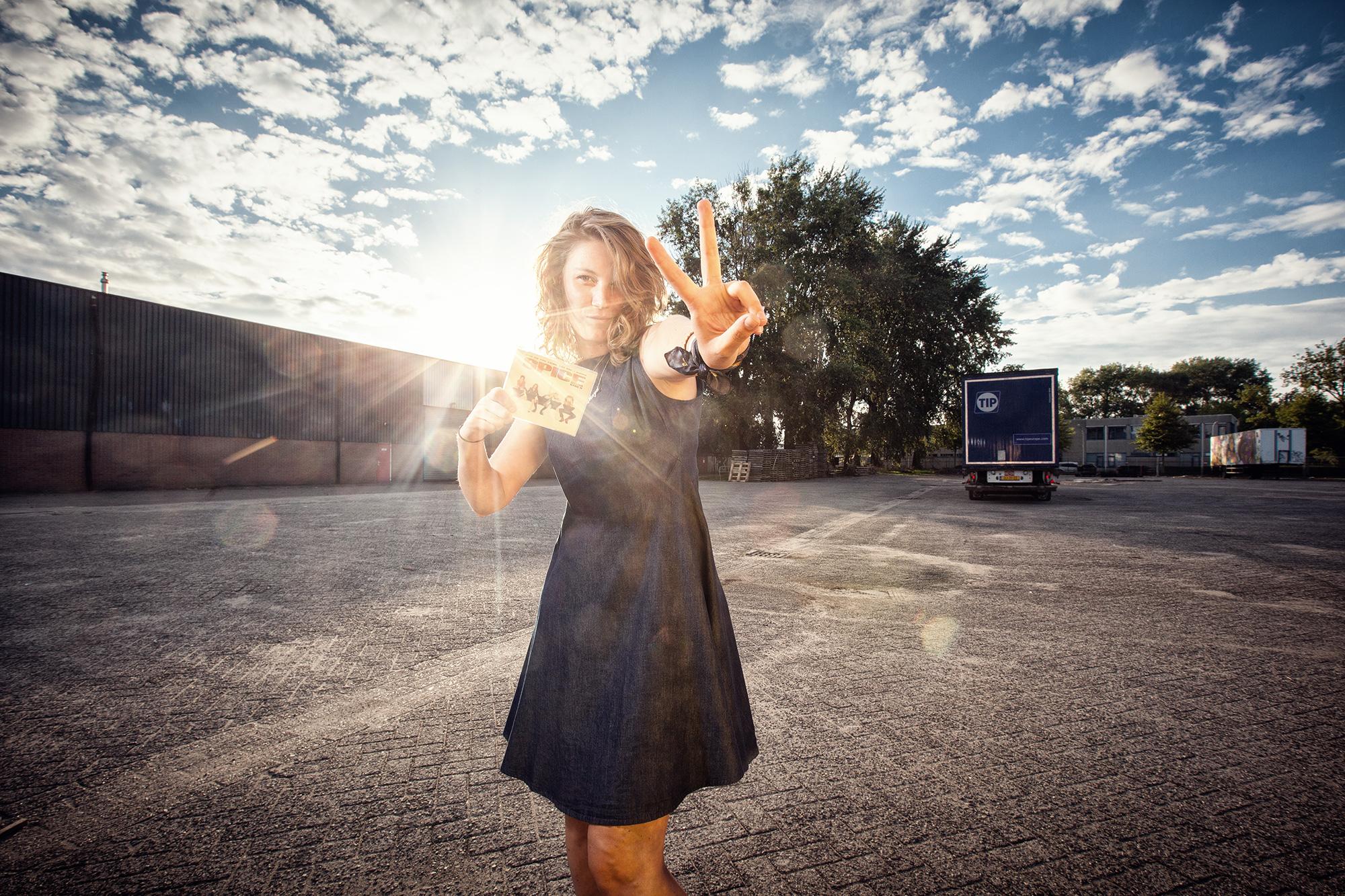 Portretfoto Maya Theunissen - team Singlefeestje