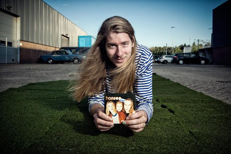 Portretfoto Frank van der Lende (3fm) - team Singlefeestje