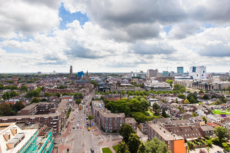 Foto Skyline Utrecht door fotograaf Juri Hiensch