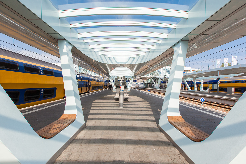 Foto Station Arnhem door fotograaf Juri Hiensch