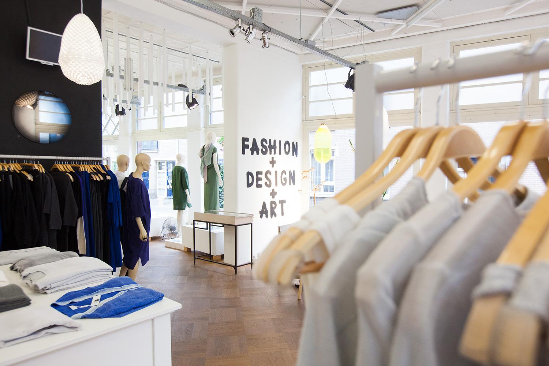 Foto Modewinkel Arnhem door fotograaf Juri Hiensch