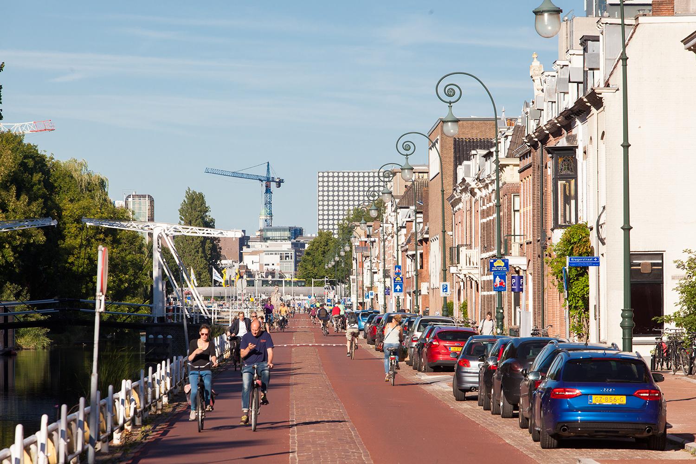 Foto Leidsekade Utrecht door fotograaf Juri Hiensch