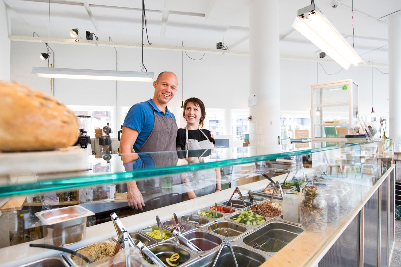 Foto van Restaurant Hilversum door fotograaf Juri Hiensch