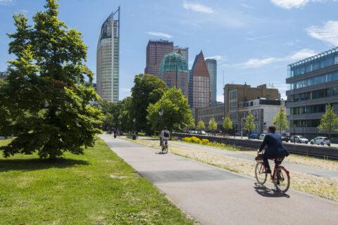 Foto van Den Haag door fotograaf Juri Hiensch