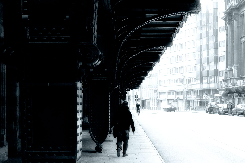 Antwerpen city door Juri Hiensch