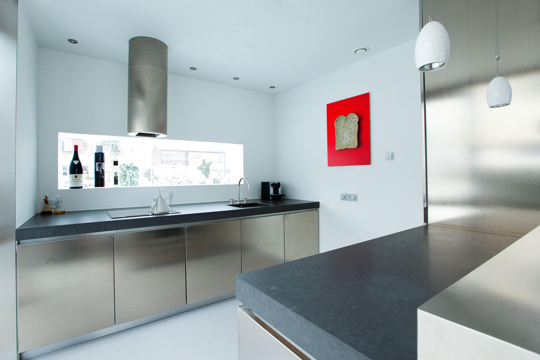 Interieurfoto keuken Matser door Juri Hiensch